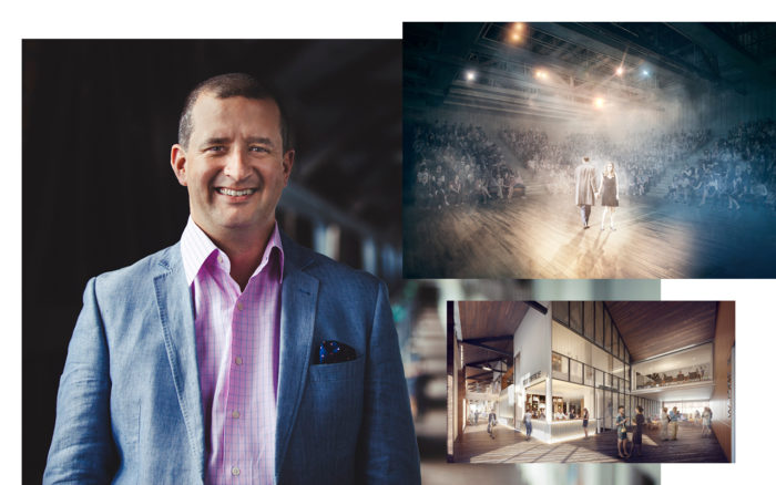 Sydney Theatre Company's Jono Perry on renewing their Wharf home and conserving a cultural asset