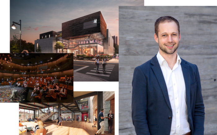TheatreSquared's Martin Miller on their new home, community ownership and legacy.