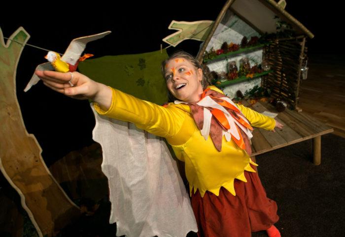 Helping children's theatre company Eco Drama find their sound
