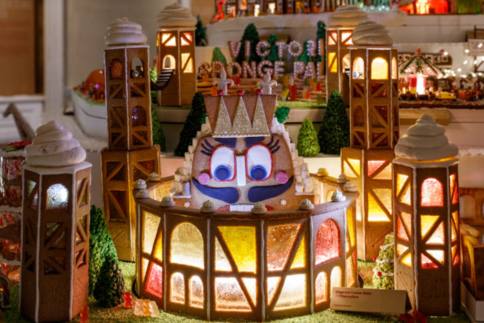 Gingerbread Theatre is the Sweetest!