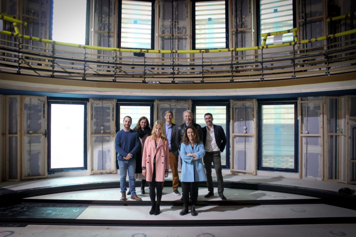 The world's most advanced revolving theatre to launch in late 2019