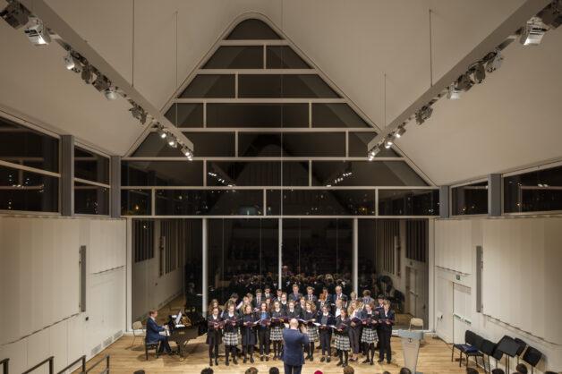 Brighton College Music School