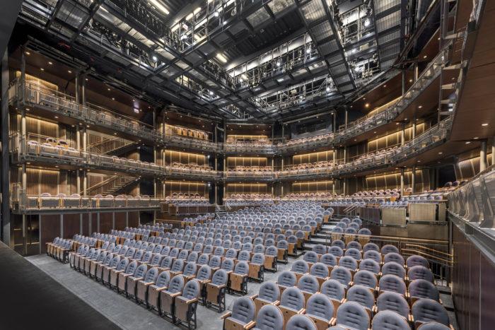 Key theatre design trends: Renovating existing theatres