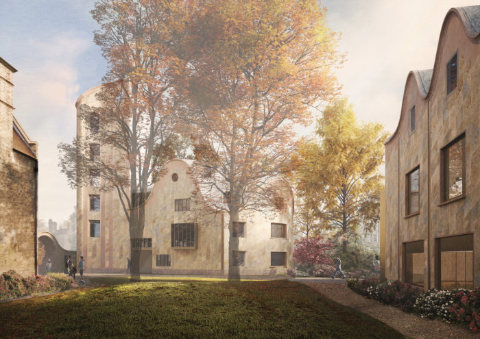 New College and Arts Educational Schools granted planning permission