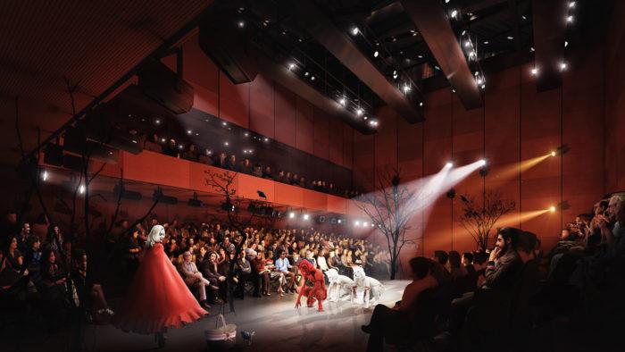 Key theatre design trends: Flexibility in the theatre