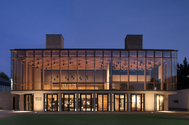 The Peter Hall Performing Arts Centre, The Perse School
