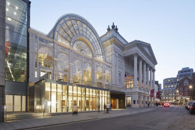 The Linbury Theatre, Royal Opera House