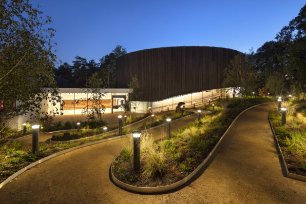 G. W. Annenberg Performing Arts Centre, Wellington College